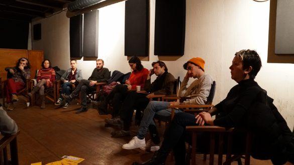 February's Workshop: Creative Resistance