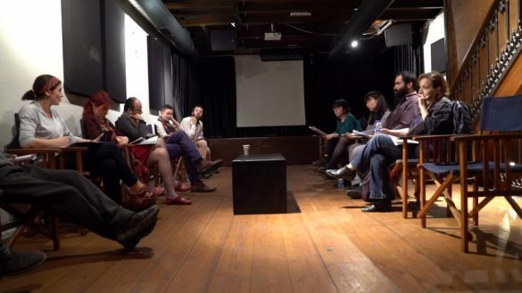 We Discussed Hate Speech on Our March Meeting